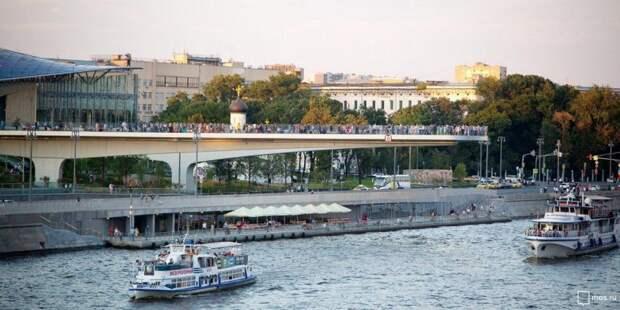Журнал TIME включил «Зарядье» в топ-100 мировых достопримечательностей. Фото: mos.ru