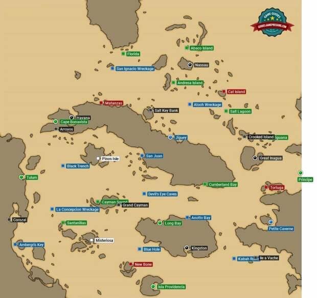 Топ-20 игр с самыми большими мирами