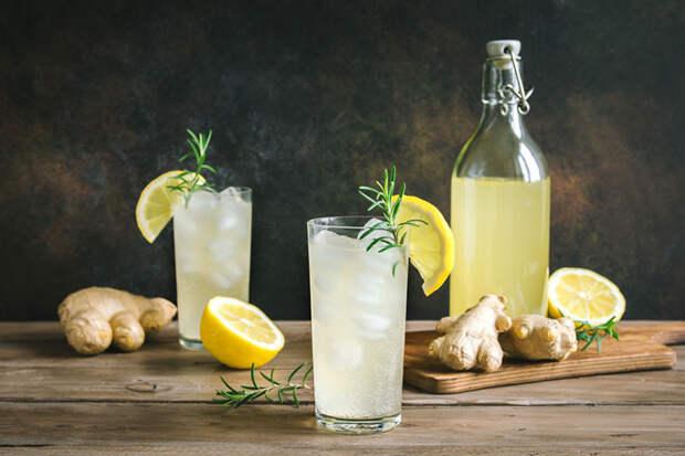 5 оригинальных безалкогольных напитков для тех, кто не пьет за новогодним столом
