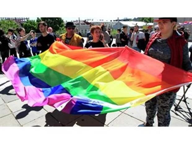 Революция и гомосексуализм. Кто ведет ЛГБТ к победе в бывшем СССР