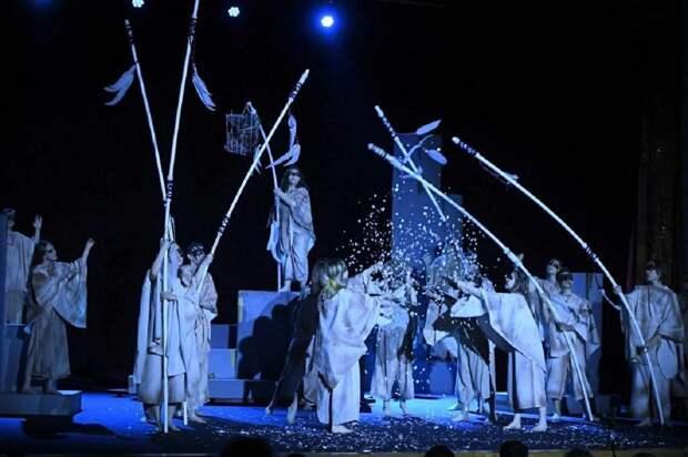 В Ижевске дан старт началу нового театрального сезона 2021-2022 года фестиваля «Театральное Приволжье»