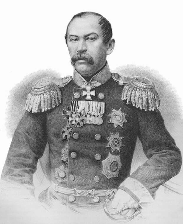Легендарный командующий С. Хрулёв