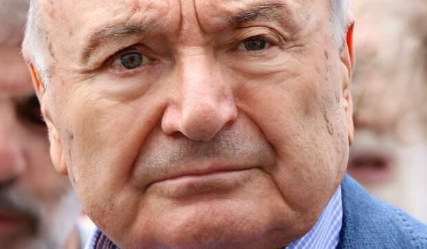 Умер сатирик Михаил Жванецкий. Ему было 86 лет