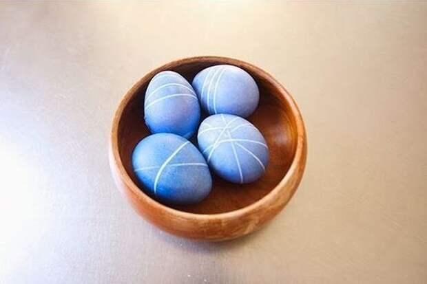 Природные красители для яиц