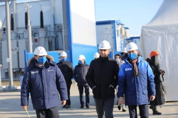 «Россети Кубань» открыли первую цифровую подстанцию в Краснодаре