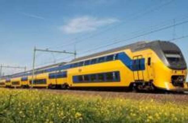 В Нидерландах протестировали поезд на водородном топливе