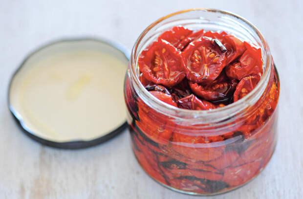 Как заготовить помидоры на зиму