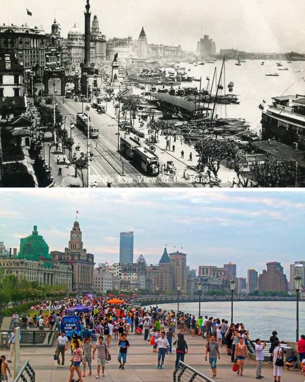 20 фото, показывающих, как сильно со временем изменился наш мир