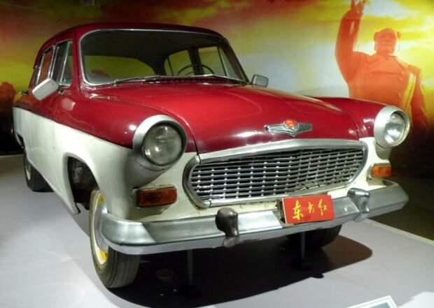 Уже в 1950-е и 1960-е годы в Китае выпускали копии лучших мировых автомобилей. | Фото: chinacarhistory.com.