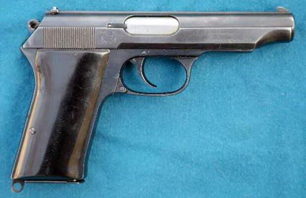 Пистолет «Балтиец»