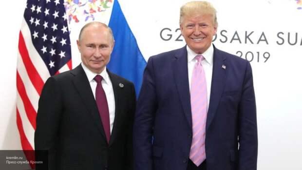 CNN назвали почти четыре десятка признаков неравнодушия Трампа к России