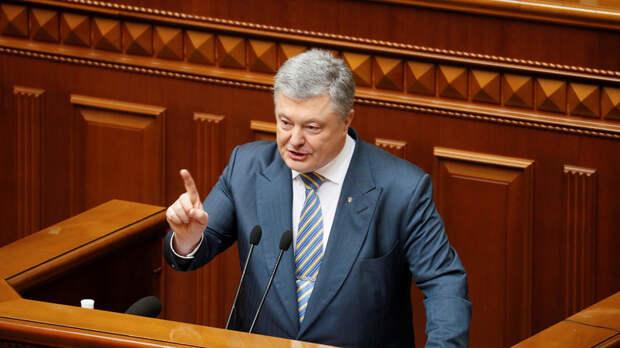 «Доллар по 10 гривен»: предвыборную кампанию Порошенко жестоко высмеяли на Украине