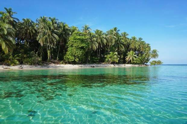 13. Национальный морской парк Остров Бастиментос (Панама) заповедник, заповедники, национальные парки, национальный парк, парки, познавательно, страны мира, туристу на заметку