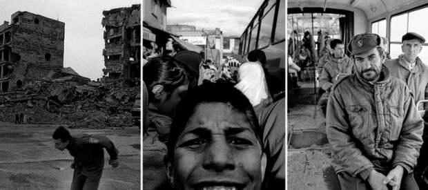 Работы фотожурналиста, 30 лет проведшего на передовой