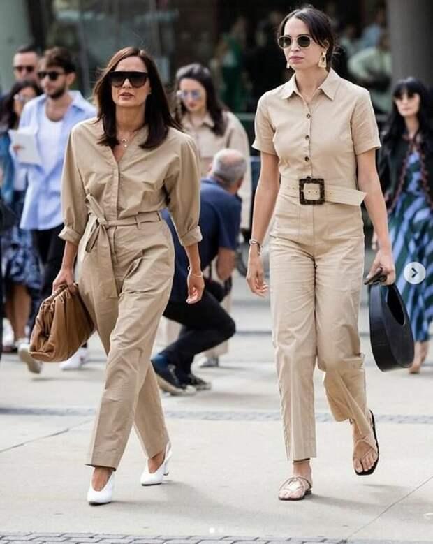 Стиль сафари — модный тренд, который набирает популярность