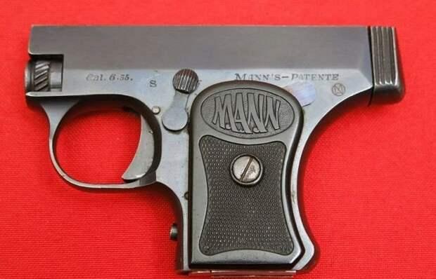Почему крошечный Mann .25 ACP признан на самом деле грозным оружием