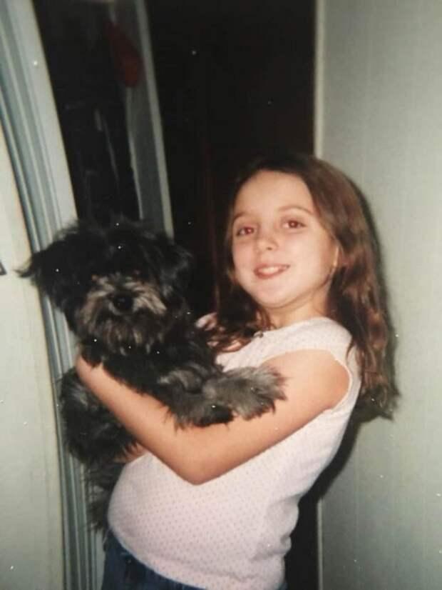 Девушка взяла из приюта старенькую собаку, и оказалось, что это ее питомец из детства воссоединение, животные, истории, история, мило, собака, собаки, трогательно