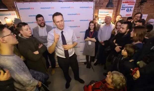 «Король умер»: сети штабов Алексея Навального больше нет