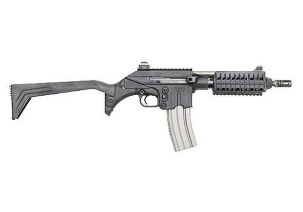Kel-Tec и «стрелялки-раскладушки»