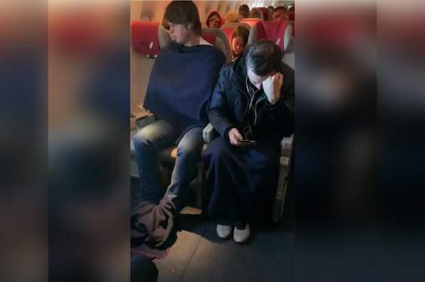 Пассажиры рейса Канкун – Москва 13 часов летели в «холодильнике»