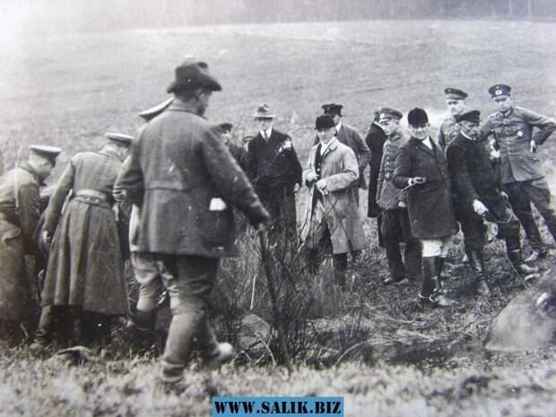 За что Гитлера наградили железным Крестом?, или главная тайна 3 Рейха
