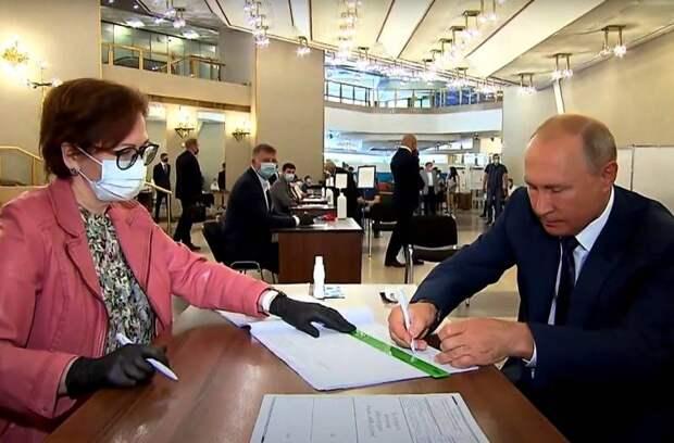 «Конец российской демократии»: как западные СМИ оценили итоги голосования в РФ