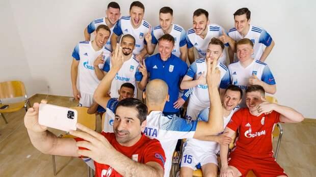 «Газпром-Югра» разгромно проиграла «Интеру» в четвертьфинале мини-футбольной ЛЧ