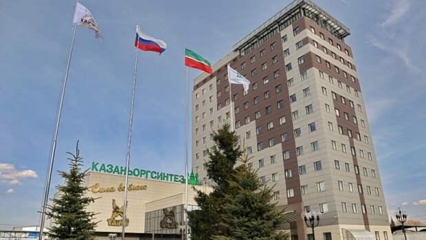 «Казаньоргсинтез» направляет надивиденды более 8,1млрд рублей