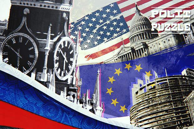 Немецкий политолог удивился, почему Россия так долго терпит хамство Запада
