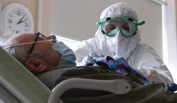 Коронавирус в России за сутки сразил почти 16 тысяч человек