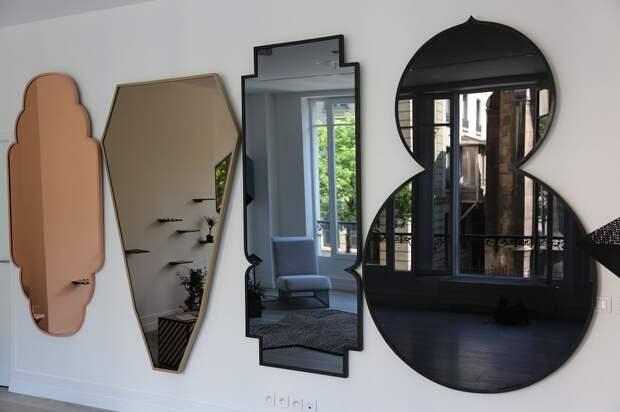 Незаменимый атрибут обстановки: выбираем зеркало в прихожую
