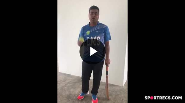 UWSM Cricket - Wall Batting & Catching