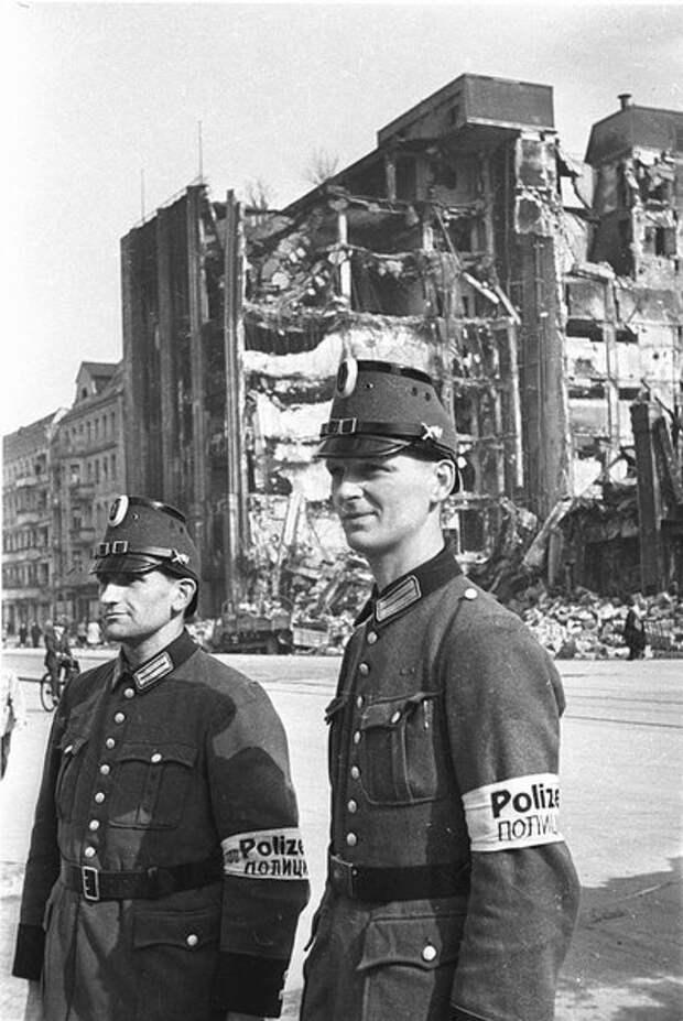 """""""Мы решили остановить немецкое безобразие"""""""