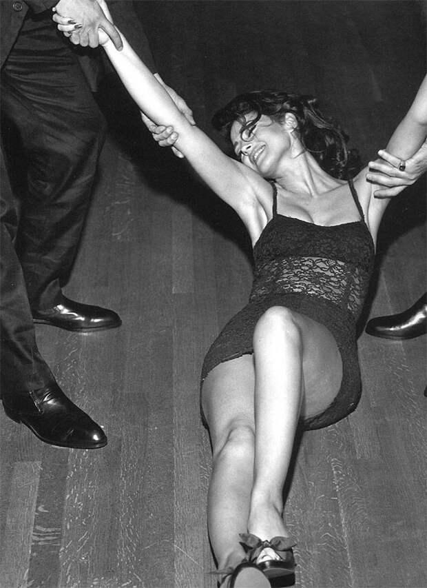 Секс-символ мира: уникальные снимки Моники Беллуччи
