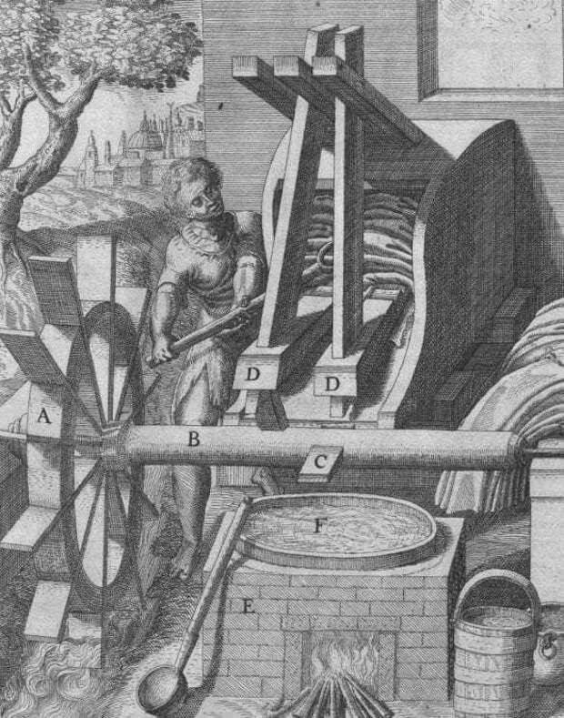 Древнегреческий компьютер и прочие необычные изобретения древних