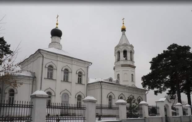 История района: храм в Рождествене, ставший убежищем