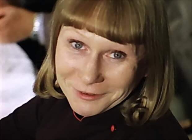 Елизавета Никищихина в фильме*Чародеи*, 1982