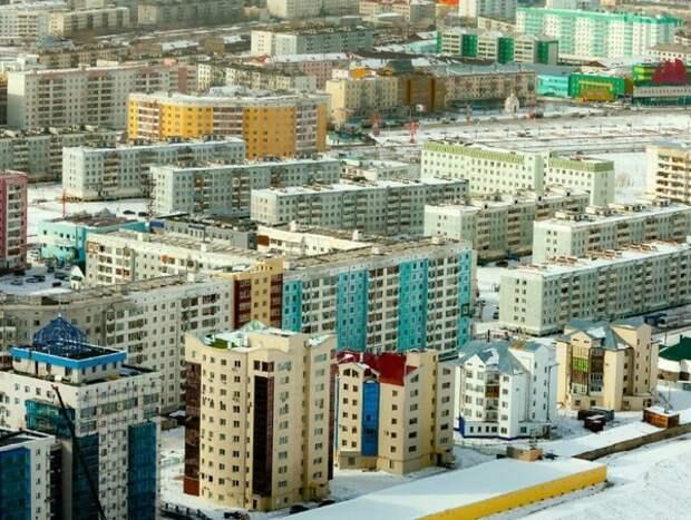В Якутске власти решили продать здание мэрии в целях экономии