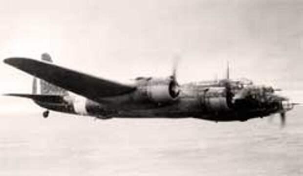 Бомбардировщик Piaggo P. 108В