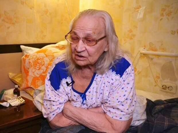 Мама Сергея Скрипаля