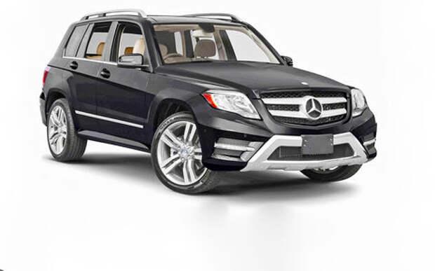 Подержанный Mercedes-Benz GLK – история болезни