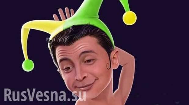 Зеленский ничего не знает, но явно будет лучше Порошенко, — Евгений Мураев (ВИДЕО) | Русская весна
