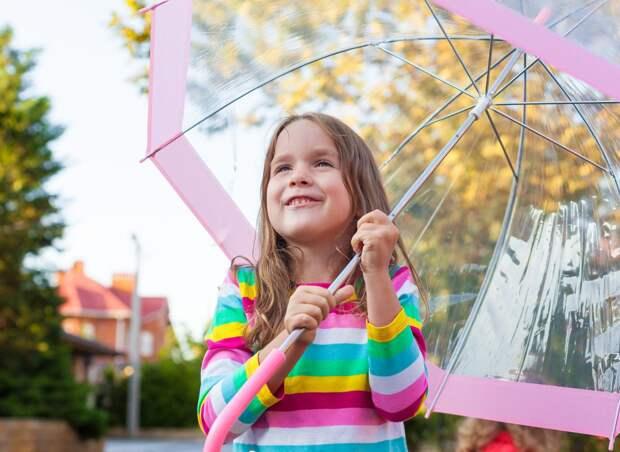 Небольшие дожди ожидаются в Удмуртии во вторник