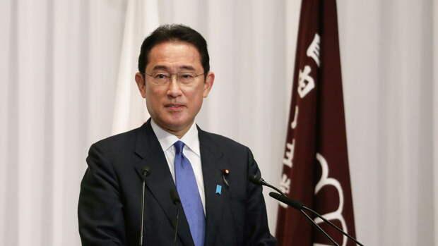 Премьер Японии Кисида распорядился гарантировать безопасность после запуска ракет КНДР