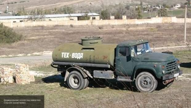 Хитрый план Украины: Киев за деньги готов пустить воду в Крым