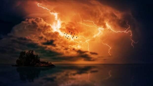 Продолжительные дожди начнутся в Крыму в ближайшие сутки