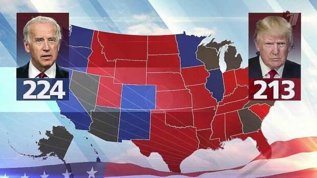 Познер: Выборы в США могут закончиться гражданской войной