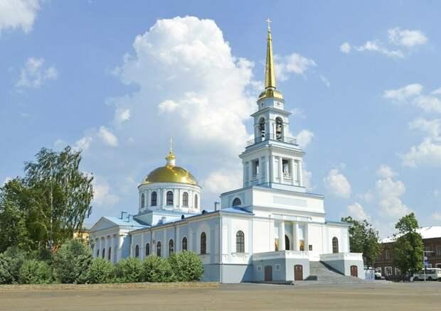 В Воткинске восстановят Благовещенский собор
