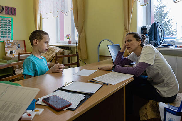 Дом престарелых и детей-инвалидов: других таких в России нет