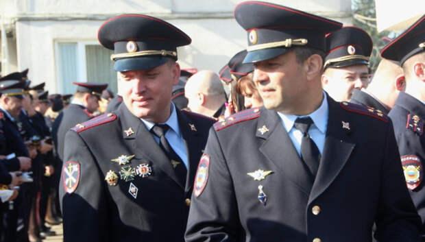 В Подольске задержали подозреваемого в повреждении припаркованной машины